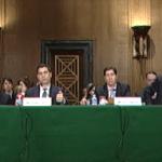 Venture Exchanges Discussed in Senate Banking Sub-Committee
