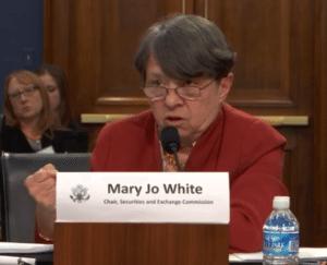 Mary Jo White April 15 2015