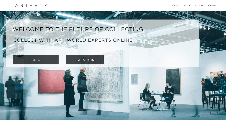 New Equity Crowdfunding Platform Arthena Backs the 'Startups' of the Fine Art World