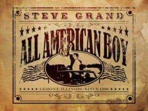 Steve Grand All-American Boy