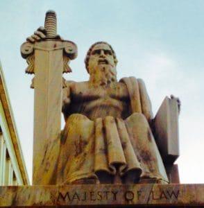 Majesty of Law Rayburn House Office Building Washington DC