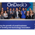 OnDeck Announces Extension of Two Revolving Credit Facilities With Credit Suisse & Deutsche Bank