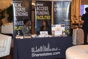 Sharestates Booth