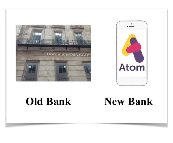 Atom Bank New Bank