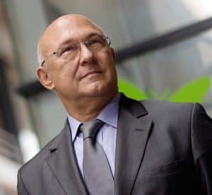 Michel Sapin, Minister of Finance and Public Accounts