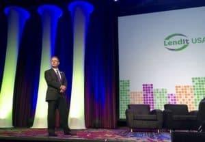 Peter Renton at Lendit USA 2015