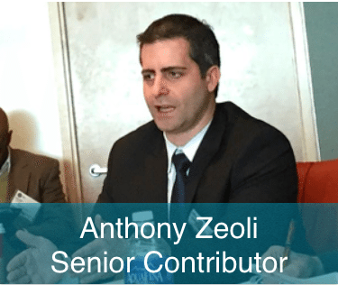 Senior Contributor Anthony Zeoli