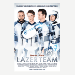 "Rooster Teeth's Indiegogo Success ""Lazer Team"" Set to Premiere at the 2015 Fantastic Fest in Texas"