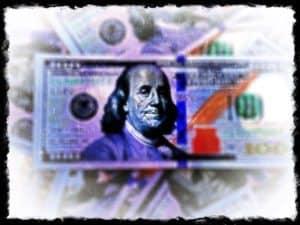 Money Benjamin Franklin 100
