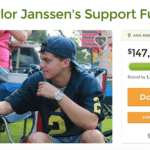 Supporters Flock to GoFundMe to Raise Nearly $150,000 For Paralyzed University of Michigan Student