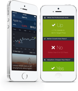 stockflare app