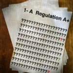 What's In a Regulation A Plus Offering Circular, Anyway?