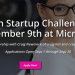 Women Startup Challenge NYC Teams up With Craig Newmark of craigslist & craigconnects to Help Fund Female-Led Startups In Partnership