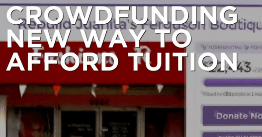 cnbc crowdfunding higher ed