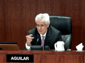 Commissioner Aguilar