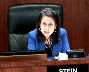Commissioner Stein 3PNG