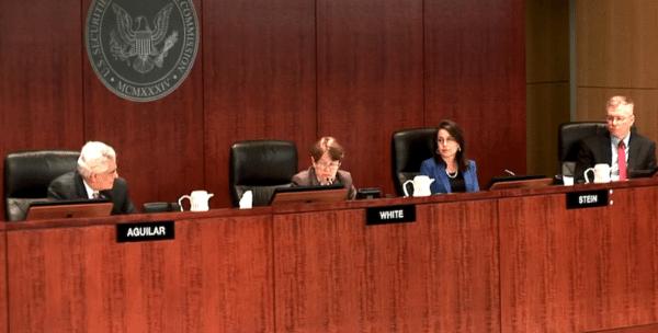 Final Vote SEC Commission