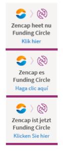 Zencap becomes Funding Circle