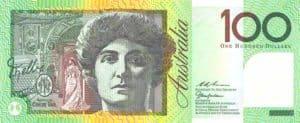 Australia 100 Dollars Money