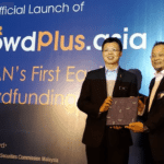 CrowdPlus.Asia Claims First ASEAN Equity Crowdfunding Platform
