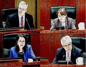 Four SEC Commissioners Voting on TItle III White Aguilar Klein Piwowar