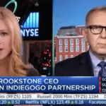 Brookstone's CEO Tom Via Discusses Indiegogo Partnership With CNBC (Video)