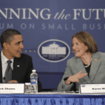 Karen Mills, Harvard: Regulate, But Allow Online Lending Market Space to Innovate