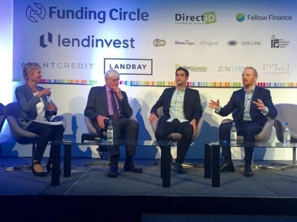 P2PFA ThinCats Funding Circle MarketInvoice at Lendit