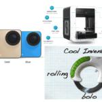 Crowdfunding Mailbox: Skriware Simplified 3D Printing, Bolo Rolling Knife & Mokacam Super Small 4K Camera