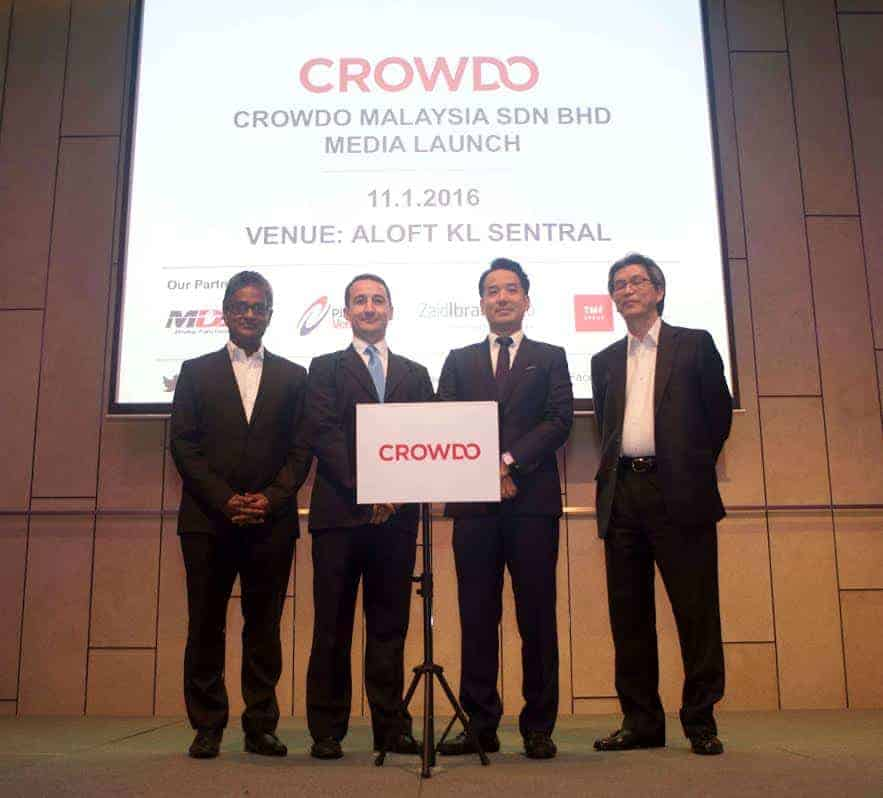 Crowdo Announces Official Launch of Equity Crowdfunding Platform in Malaysia