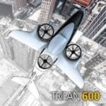 XTI Aircraft Receives TriFan 600 Patent From U.S. Patent & Trademark Office