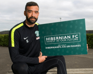 Hibernian Invest in our club