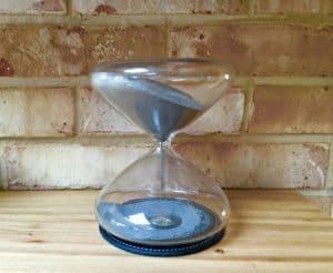 Hour glass Time