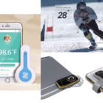 Crowdfunding Mailbox: CARV Wearable Ski Coach, Nurugo Smartphone Microscope & Flo Non-Contact Thermometer