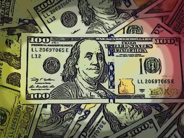 Money Benjamin Dollars 100