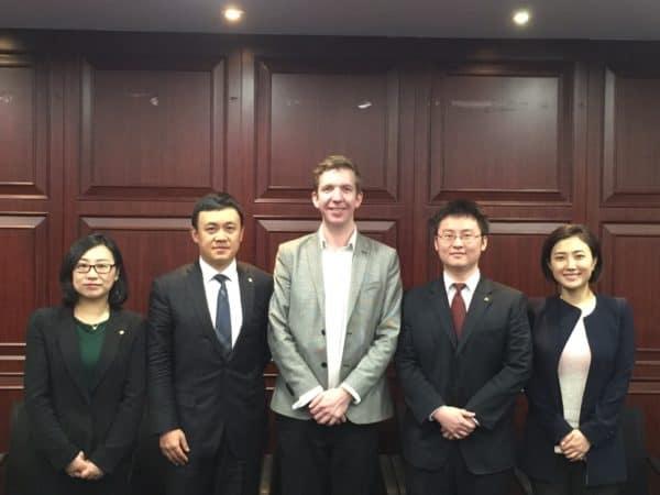 Crowd2Fund China Delegation