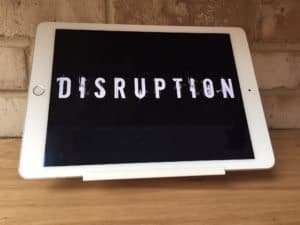 Disruption iPad