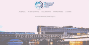 Financement Participatif France Event 2016