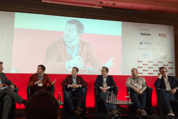Future of Banking by The Economist in Paris March 10th 2016 2