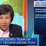 United Overseas Bank Talks Partnership with OurCrowd (Video)