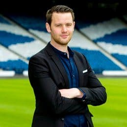 Andrew Jenkin, Head of Supporters Direct Scotland