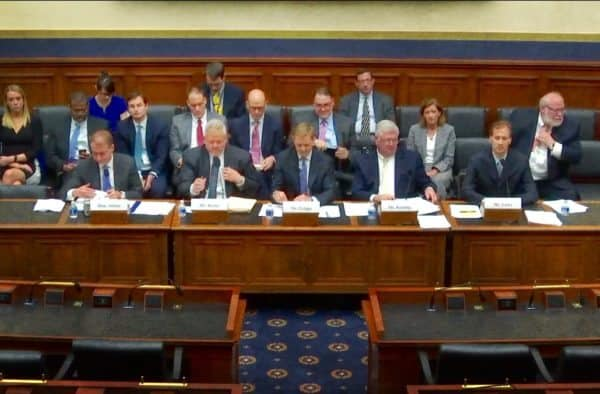 Capital Markets Subcommittee Witnesses 4.14.16