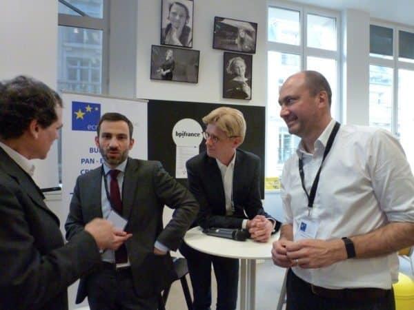 European Crowdfunding Network Leaders