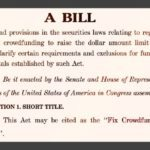 Title III Crowdfunding Fix: House Financial Services Committee Schedules Hearing to Build on JOBS Act Success