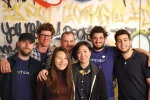WeFunder Team in Fargo