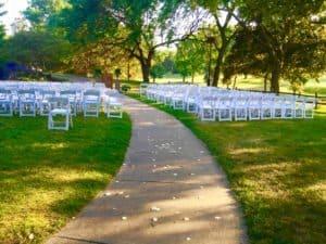 Marriage Aisle Path Vows Partnership