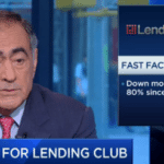John Mack Pinned on Lending Club on CNBC