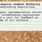 Here is the FCA Document Regarding Review of Crowdfunding Regulations