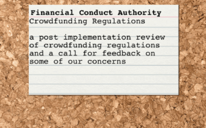 FCA Crowdfunding Review