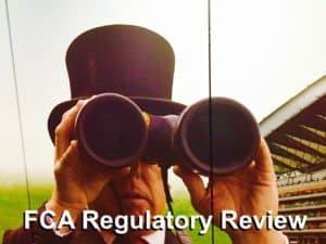 FCA Regulatory Review UK